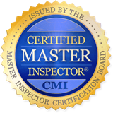 As a Certified Master Inspector Bruce brings years of experience and education to clients in Barrie, Orillia, and all Muskoka